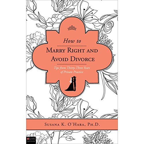 How to Marry Right and Avoid Divorce audiobook cover art