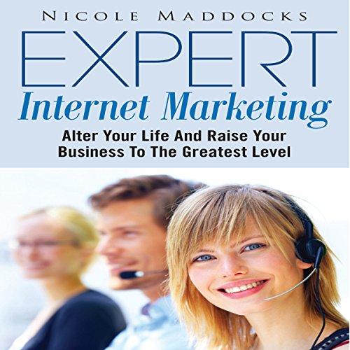 Expert Internet Marketing audiobook cover art
