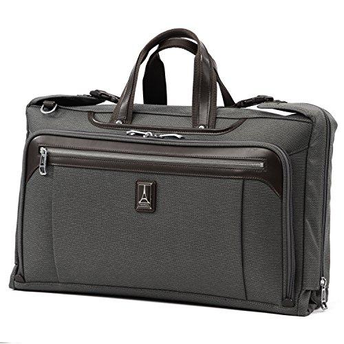 Travelpro Platinum Elite-Tri-Fold Carry-On Garment Bag, Vintage Grey, 20-Inch