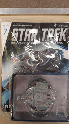 Star Trek 07- Die Offizielle Raumschiffsammlung