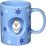 Westland Giftware I Like Warm Hugs Stoneware Spinner Mug, 12 oz, Multicolor