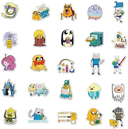 Adventure time luggage _image3