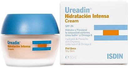 ISDIN Ureadin Crema De Hidratación Intensa (SPF 20, Piel Seca) - 50 ml.
