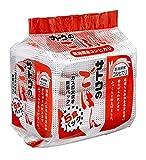 サトウ食品 サトウのごはん 新潟産コシヒカリ 5食パック(200g×5)×4個