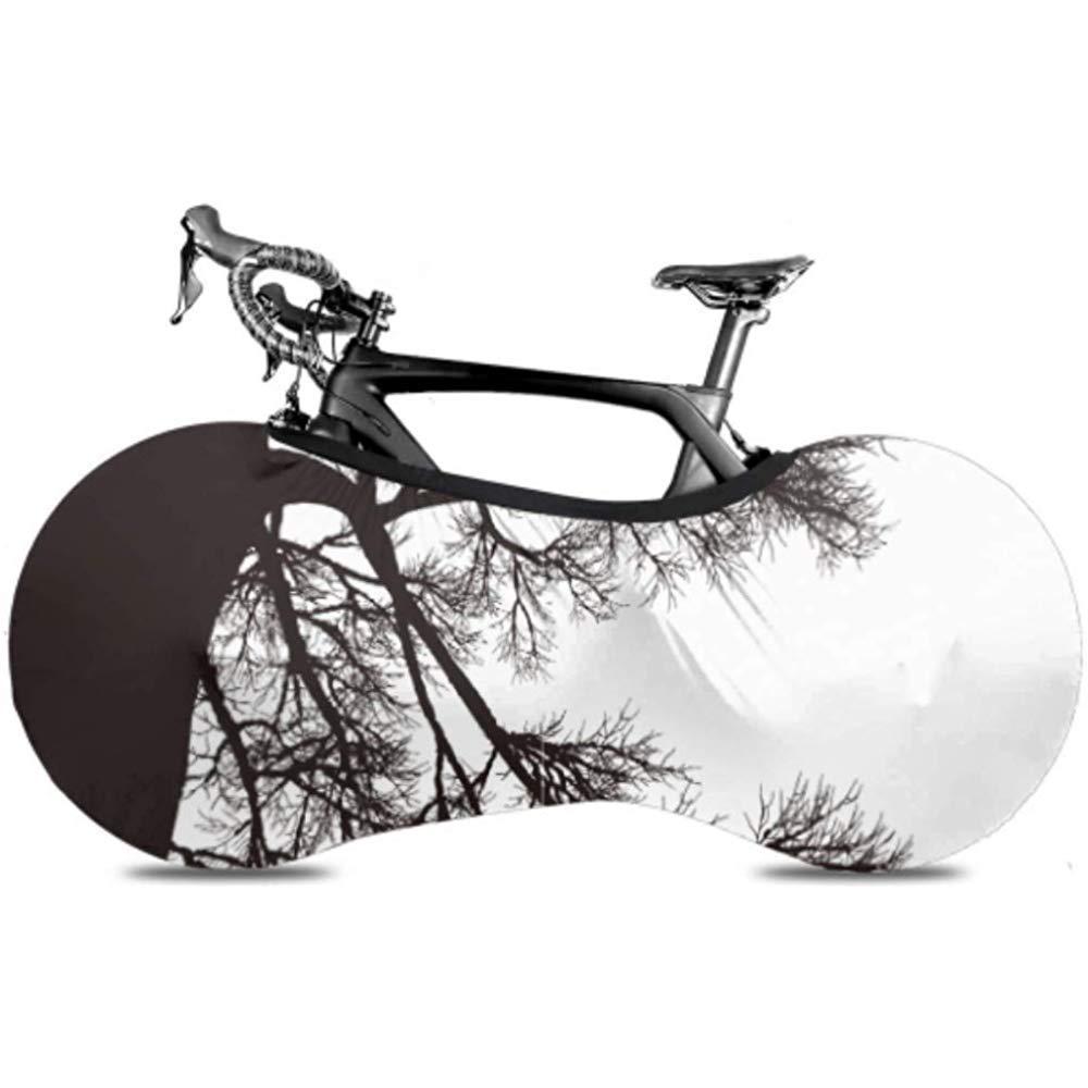 UQ Galaxy Cubierta De Bicicleta,Dibujo De Bosquejo Negro Cubierta ...