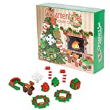 Strictly Briks Classic Bricks Advent Calendar for Kids | Countdown to Christmas Building Block Toy | Ornament Set Themed | 100% Compatible with All Major Brick Brands