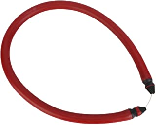SODIAL Spearfishing Rubber Tube 3 x 16mm Spearfishing Rubber Band Speargun Rubber Tube Speargun Rubber Band Sling Spearfishing Diving Tube Latex Tubing Red