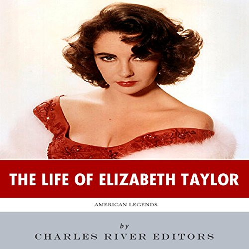 American Legends: The Life of Elizabeth Taylor audiobook cover art