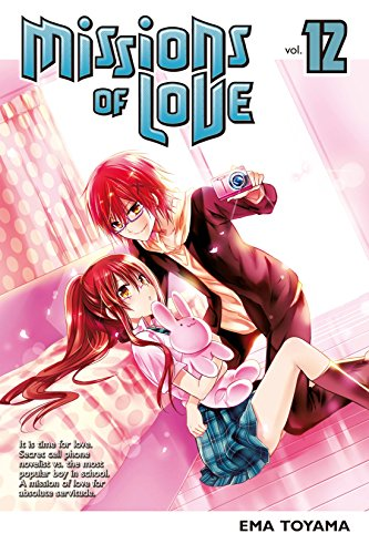 Missions of Love Vol. 12 (English Edition)