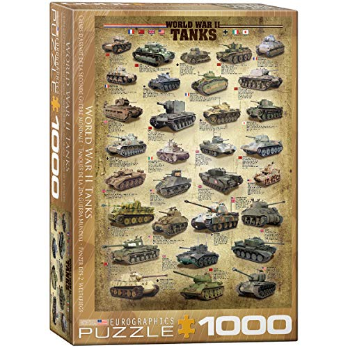 1000 piece puzzles military - 4