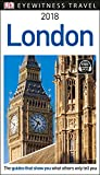 DK Eyewitness Travel Guide London: 2018