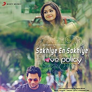 """Sakhiye En Sakhiye (From """"Love Policy"""")"""