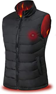 Best heated winter vest Reviews