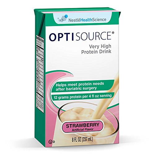 OPTISOURCE Very High Protein Drink   Amazon