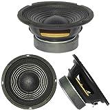 1 WOOFER Master Audio CW801/4 Altavoz 20,00 cm 200 mm 8' 150 vatios rms 300 vatios MAX impedancia 4 Ohm 93 db suspensión rígida para Coche, 1 Pieza