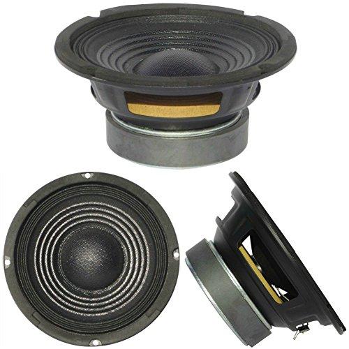 Master Audio CW801/8 Altavoz difusor Mediano bajo woofer 20,00 cm 200 mm 8' 150 vatios rms 300 vatios MAX impedancia 8 Ohm Puertas Portero Coche 93 db sensibilidad 1 piezo