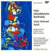 Mendelssohn:Church Music Vol.2