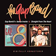 the gap band gap band 8