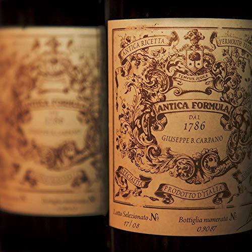 Carpano Antica Formula Vermouth (1 x 0.375 l) - 5