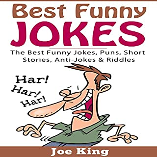 Best Funny Jokes cover art