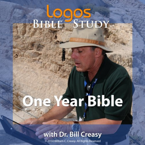 One Year Bible                   By:                                                                                                                                 Dr. Bill Creasy                               Narrated by:                                                                                                                                 Dr. Bill Creasy                      Length: 62 hrs and 54 mins     5 ratings     Overall 4.6