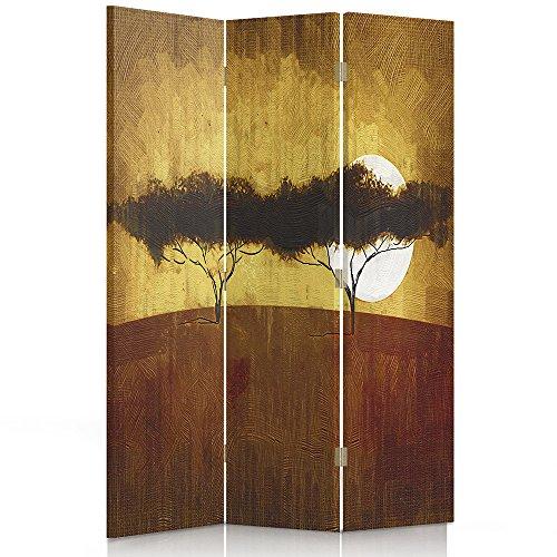 Feeby Frames. Raumteiler, Ggedruckten aufCanvas, Leinwand Wandschirme, dekorative Trennwand,...