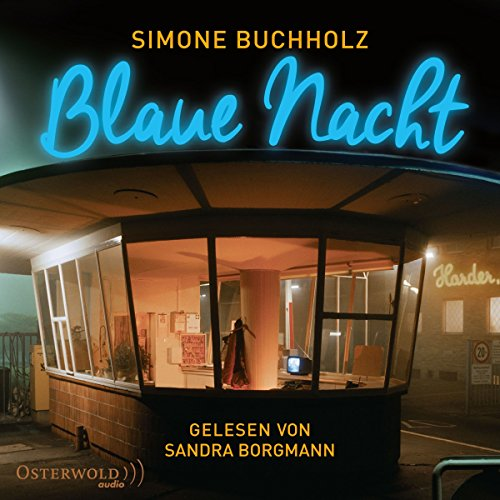 Blaue Nacht audiobook cover art