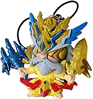 Puzzle & Dragons Ultimate Evolution Strap Figure 01 - Awoken Zeus Olympios