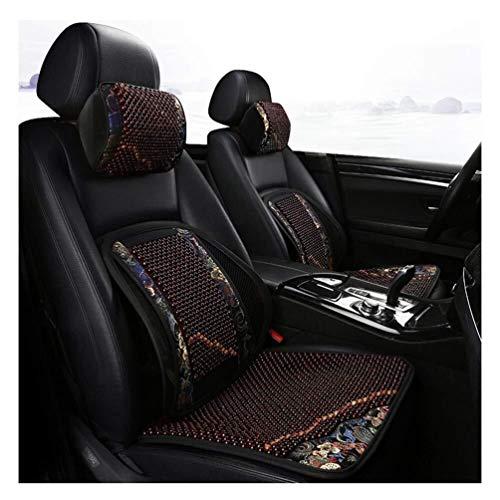 Interior del coche, amortiguadores de ajuste de la cintura Confort, fácil de limpiar, apto for 3 Estilos de Productos Automotrices (Size : C)