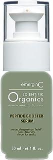 Sponsored Ad - emerginC Scientific Organics Peptide Booster Facial Serum - Face Serum with Kombucha, Red Algae + Astaxanth...