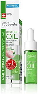 Eveline Nail Therapy Perfume Oil for Nails&Cuticles Green Paradise 12Ml