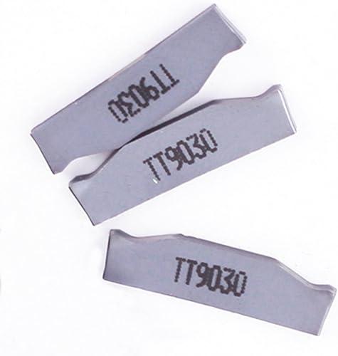 wholesale ZIMING-1 outlet sale 10pcs TDC2 TT9030 CNC Carbide Inserts tool Suitable wholesale for machining Steel parts sale