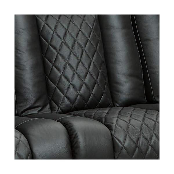 Seatcraft Anthem Home Theater Seating closeup