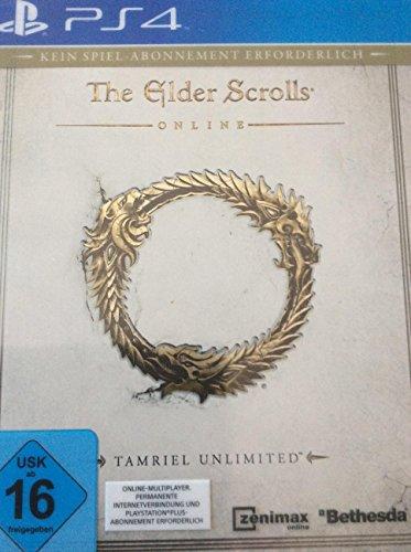 Elder Scrolls Online PS-4 D1 Steelb. Tamriel Unlimited