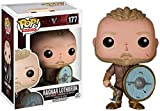 WENJZJ TV: Vikings - Vinilo Coleccionable de Ragnar Lothbrok de Pop Television Series Toys