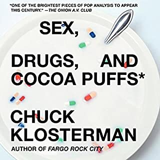 Page de couverture de Sex, Drugs, and Cocoa Puffs