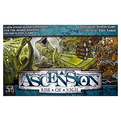 Ultra Pro UPE10066 - Ascension: Rise of Vigil - The fifth set in the Ascension franchise