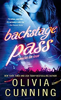 Backstage Pass: Sinners on Tour by [Olivia Cunning]
