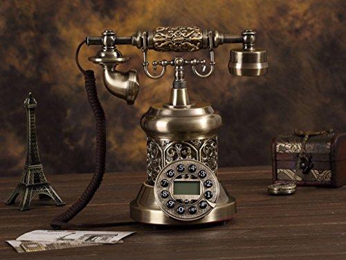 Shopping-De style européen Antique Métal Retro Fashion Creative Téléphone 305