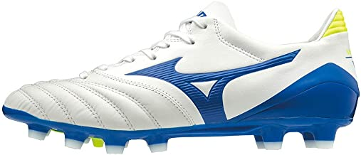 Mizuno Mens Morelia Neo Leather II MD/FG Football Boots White 7