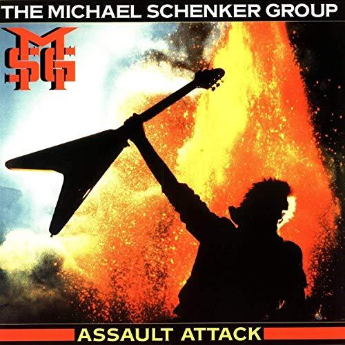Assault Attack [Vinilo]