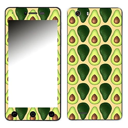 Disagu SF-106881_1120 Design Folie für Switel eSmart H1 - Motiv Avocados Lined orange
