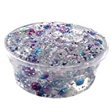 UOFOCO Beautiful Color Colorful Slime Cute Pearl Kids Stress Relief Kids Clay Toys A