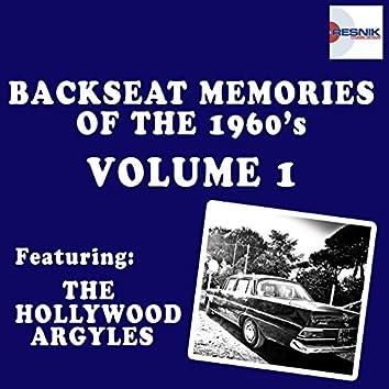 Backseat Memories of the 1960's - Vol. 1