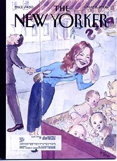New Yorker Magazine May 5, 2008 Annie Proulx Fiction, David Sedaris, John Updike Reviews Andrew Sean Greer, Poems by Matthew Dickman and Philip Schultz