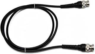 AideTek Professional BNC to BNC On 50 Ohm RG58C/U Cable compared with Pomona test and measurement applications, RF transmi...