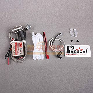Part & Accessories Rcexl Double Ignition CDI with BPMR6F plugs 90 degrees for straight/V type engines