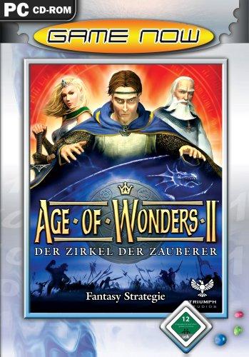 Age of Wonders II: Der Zirkel der Zauberer [Game Now]