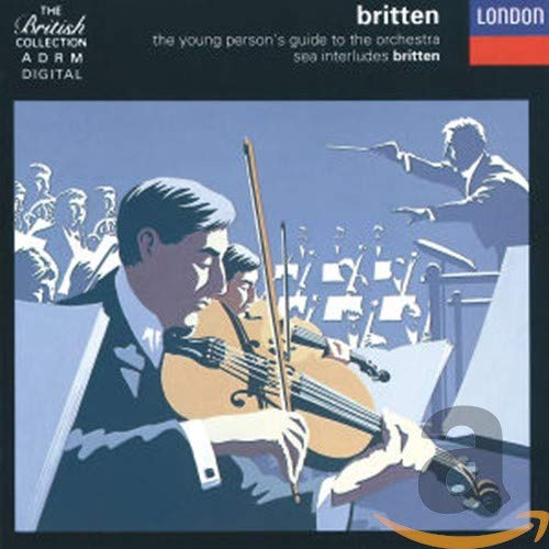 Young Person\'S Guide to the Orchestra