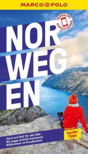 MARCO POLO Reiseführer Norwegen: Reisen mit Insider-Tipps. Inkl. kostenloser Touren-App (MARCO POLO Reiseführer E-Book)